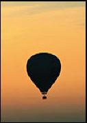 Cover-Bild zu Ausländer, Rose: Eschbach Textkarten Ballonfahrt - B6