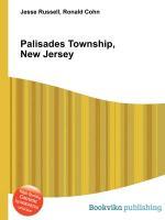 Cover-Bild zu Russell, Jesse (Hrsg.): Palisades Township, New Jersey