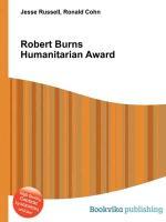 Cover-Bild zu Russell, Jesse (Hrsg.): Robert Burns Humanitarian Award