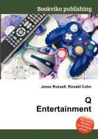 Cover-Bild zu Russell, Jesse (Hrsg.): Q Entertainment
