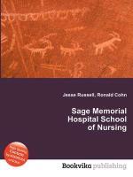 Cover-Bild zu Russell, Jesse (Hrsg.): Sage Memorial Hospital School of Nursing