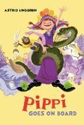 Cover-Bild zu Lindgren, Astrid: Pippi Goes on Board (eBook)