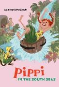Cover-Bild zu Lindgren, Astrid: Pippi in the South Seas (eBook)