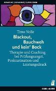 Cover-Bild zu Blackout, Bauchweh und kein' Bock von Nolle, Timo