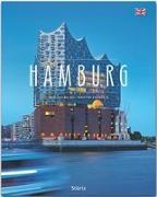 Cover-Bild zu Ilg, Reinhard: Hamburg in engl. Sprache