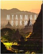 Cover-Bild zu Weiss, Walter M.: MYANMAR BURMA