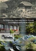 Cover-Bild zu Flammer, Dominik: Die historischen Gemüsegärten der Schweiz Les potagers historiques de la Suisse