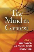 Cover-Bild zu Mesquita, Batja (Hrsg.): The Mind in Context (eBook)