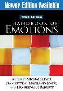 Cover-Bild zu Lewis, Michael (Hrsg.): HANDBK OF EMOTIONS 3/E