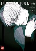 Cover-Bild zu Ishida, Sui: Tokyo Ghoul:re 08