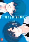 Cover-Bild zu Ishida, Sui: Tokyo Ghoul Zakki