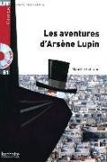Cover-Bild zu Leblanc, Maurice: Les aventures d'Arsène Lupin. Lektüre und Audio-CD