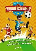 Cover-Bild zu Bandixen, Ocke: Der Wunderstürmer (Band 2) - Zwei Fußballstars sind besser als einer! (eBook)
