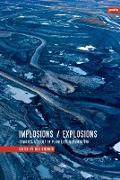 Cover-Bild zu Implosions /Explosions (eBook) von Brenner, Neil (Hrsg.)