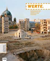 Cover-Bild zu WERTE von Meier, Hans-Rudolf (Hrsg.)