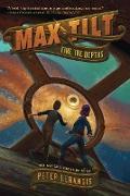 Cover-Bild zu Lerangis, Peter: Max Tilt: Fire the Depths