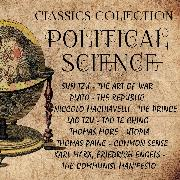 Cover-Bild zu Political Science. Classics Collection (Audio Download) von More, Thomas
