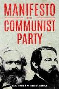 Cover-Bild zu Manifesto of the Communist Party (eBook) von Marx, Karl