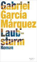 Cover-Bild zu García Márquez, Gabriel: Laubsturm (eBook)