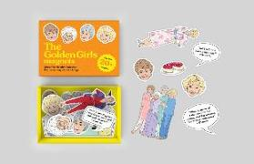 Cover-Bild zu de Sousa, Chantel (Illustr.): Golden Girls Magnets