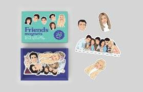 Cover-Bild zu de Sousa, Chantel (Illustr.): Friends Magnets