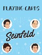Cover-Bild zu de Sousa, Chantel (Illustr.): Seinfeld Playing Cards