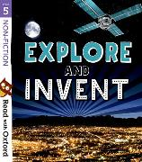 Cover-Bild zu Alcraft, Rob: Read with Oxford: Stage 5: Non-fiction: Explore and Invent