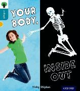 Cover-Bild zu Shipton, Vicky: Oxford Reading Tree inFact: Level 9: Your Body, Inside Out