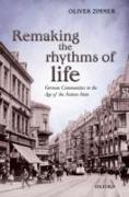 Cover-Bild zu Zimmer, Oliver: Remaking the Rhythms of Life (eBook)