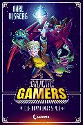 Cover-Bild zu Olsberg, Karl: Galactic Gamers (Band 1) - Der Quantenkristall (eBook)