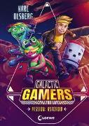Cover-Bild zu Olsberg, Karl: Galactic Gamers (Band 2) - Mission: Asteroid