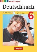 Cover-Bild zu Baulig, Sonja: Deutschbuch, Sprach- und Lesebuch, Realschule Bayern 2017, 6. Jahrgangsstufe, Servicepaket mit CD-ROM, Handreichungen, diff. Kopiervorlagen, Schulaufgaben