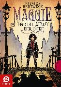 Cover-Bild zu Hertweck, Patrick: Maggie und die Stadt der Diebe (eBook)