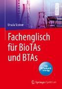 Cover-Bild zu Fachenglisch für BioTAs und BTAs (eBook) von Steiner, Ursula