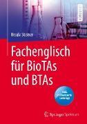 Cover-Bild zu Fachenglisch für BioTAs und BTAs von Steiner, Ursula