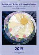 Cover-Bild zu Sterne und Rosen - Kosmos und Erde von Vogt-Burgdorfer, Angela
