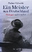 Cover-Bild zu Safranski, Rüdiger: Ein Meister aus Deutschland (eBook)