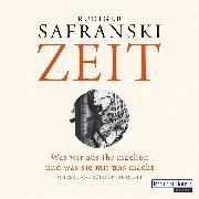 Cover-Bild zu Safranski, Rüdiger: Zeit (Audio Download)