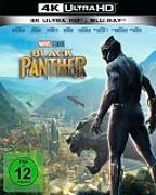 Cover-Bild zu Coogler, Ryan (Reg.): Black Panther - 4K+2D (2 Disc)