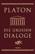 Cover-Bild zu Platon: Die großen Dialoge (Cabra-Lederausgabe)