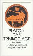 Cover-Bild zu Platon: Das Trinkgelage oder Über den Eros