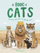 Cover-Bild zu Viggers, Katie (Illustr.): A Book of Cats: At Home with Cats Around the World