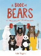 Cover-Bild zu Viggers, Katie: A Book of Bears