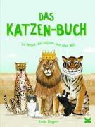 Cover-Bild zu Viggers, Katie: Das Katzen-Buch