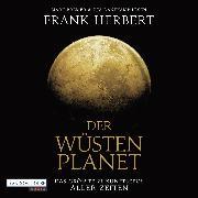 Cover-Bild zu Dune - Der Wüstenplanet (Audio Download) von Herbert, Frank