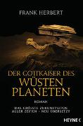 Cover-Bild zu Der Gottkaiser des Wüstenplaneten von Herbert, Frank