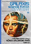Cover-Bild zu GALAXIS SCIENCE FICTION, Band 16: KÖNIG SALOMONS RING (eBook) von Herbert, Frank