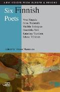 Cover-Bild zu Haapala, Vesa: Six Finnish Poets