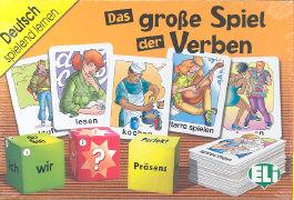 Cover-Bild zu Deutsch: Das grosse Spiel der Verben - ELI Board Games