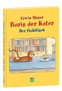 Cover-Bild zu Moser, Erwin: Boris der Kater - Der Goldfisch